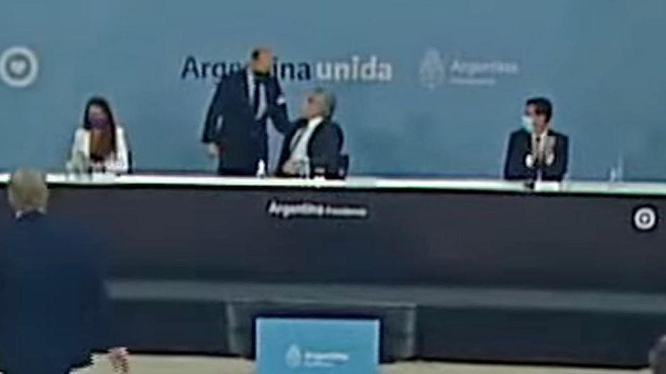 Alberto Fernández y Gildo Insfran 20210308