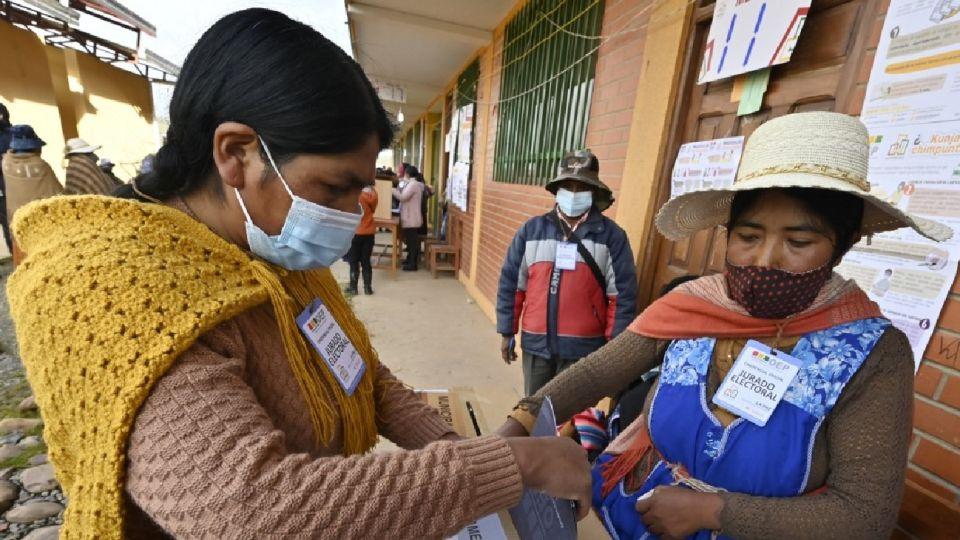 Elecciones Regionales Bolivia