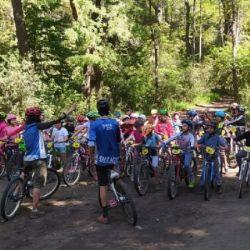 """El """"Xawun Weney Bike Park"""" está ubicado sobre la ruta Provincial 48."""
