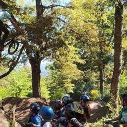 Es el primer bike park que funciona dentro de un parque nacional argentino.