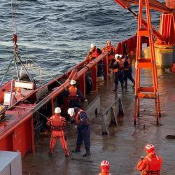 Es el primer operativo de control efectivo y recopilación de datos científicos que realiza la APN en su rol de autoridad de aplicación para la conservación de las Areas Marinas Protegidas.