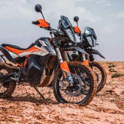 La KTM 790 Adventure fabricada en la Argentina presentará dos versiones: S y R.