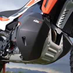 Será el modelo de motocicleta de mayor cilindrada de la marca austríaca KTM.