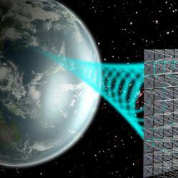 Es la primera prueba en órbita de hardware diseñado específicamente para satélites de energía solar,