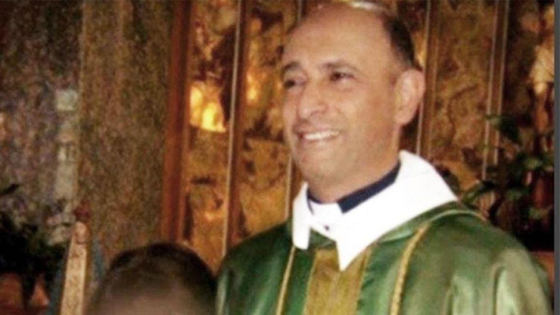 Former priest Carlos Eduardo José.