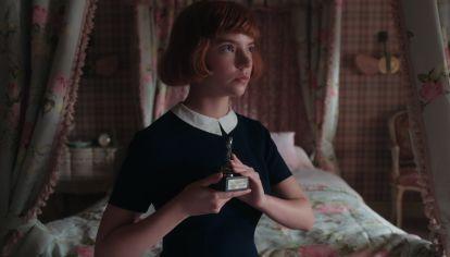 Anya Taylor-Joy y un personaje que hace rato se encamina a un destino de ícono.