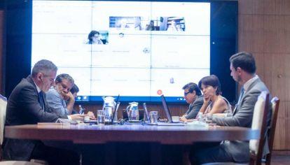 El secretario de politica tributaria expuso ante Diputados sobre las modificaciones del impuesto a las Ganancias