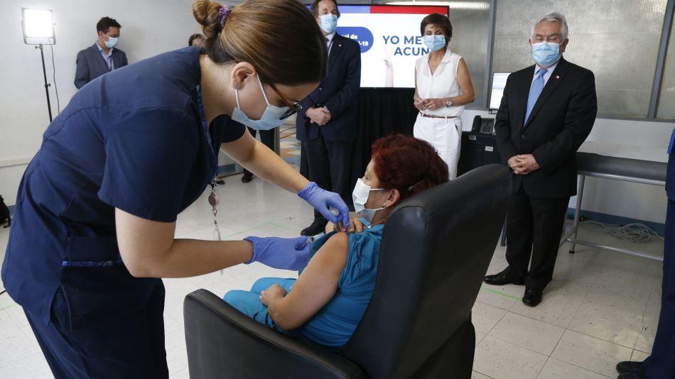 Chile Starts COVID-19 Vaccination Plan