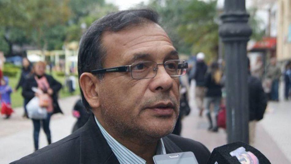 ministro de Salud de Corrientes, Ricardo Cardozo 20210309