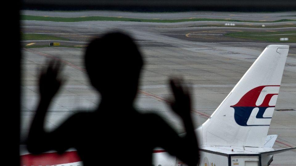 MH370 Vuelo Desaparición