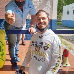 La Federación de Pesca y Lanzamiento de la Provincia de Buenos Aires volvió a organizar sus clásicos campeonatos tras el paréntesis de la pandemia.