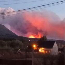 Incendio Patagonia | Foto:FOTO:CEDOC