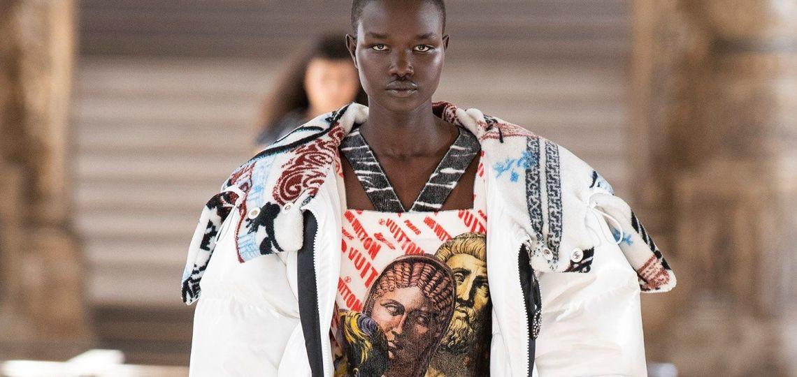 Louis Vuitton cierra por lo alto la Semana de la Moda de París