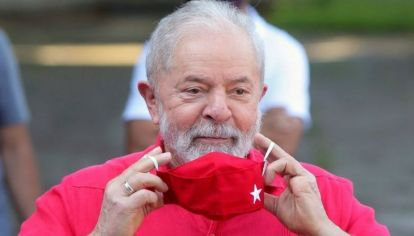 La justicia de Brasil exculpó a Lula da Silva