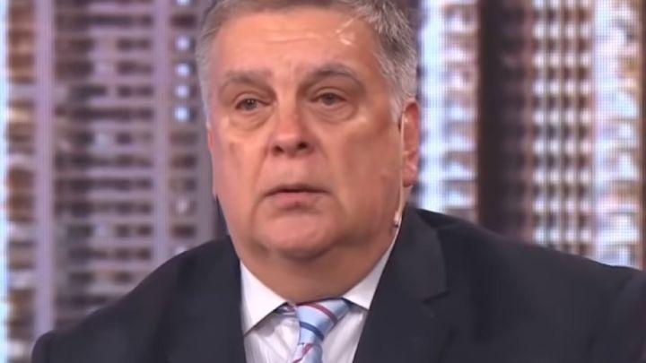 """Luis Ventura habló de la ida de Jorge Rial de América: """"No sé y tampoco me interesa"""""""