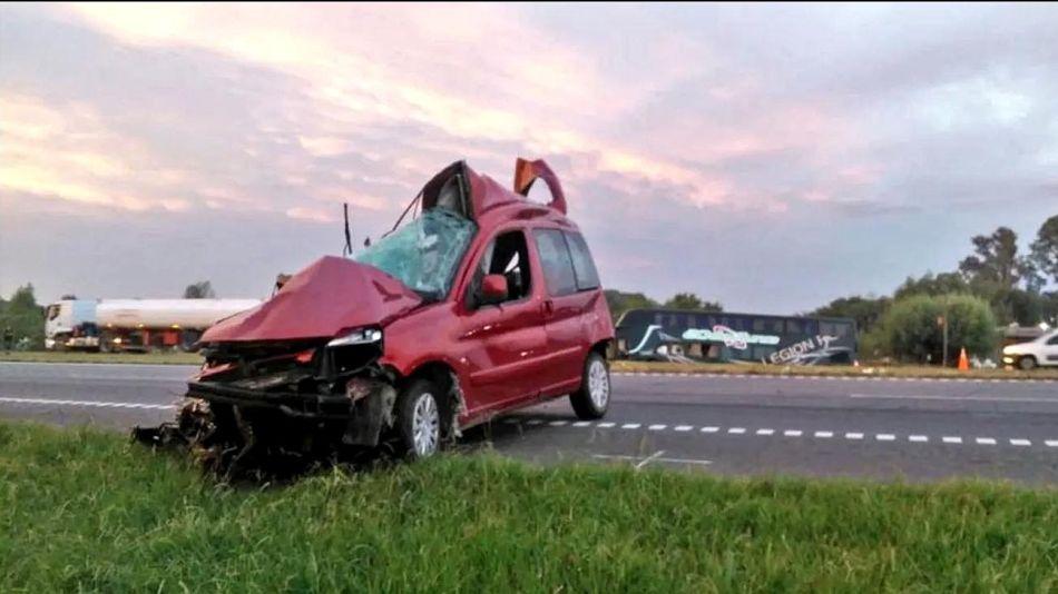 Accidente de tránsito 20210310