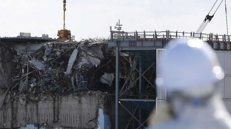 Accidente Nuclear Fukushima