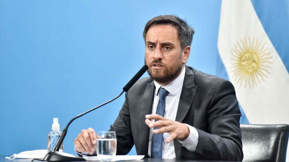 Juan Cabandié  20210310