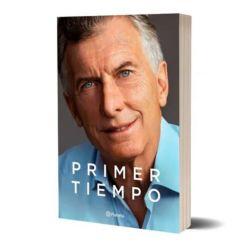 "Mauricio Macri sacó a la preventa su libro ""Primer tiempo"" | Foto:Cedoc."