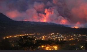 incendios en Chubut 20210311