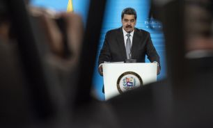 President Maduro Holds Press Conference After Venezuela Received First Vaccines Doses