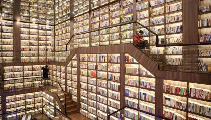 Biblioteca en China