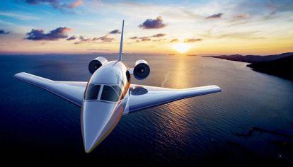 Un avión supersónico unirá Londres y Nueva York en tres horas
