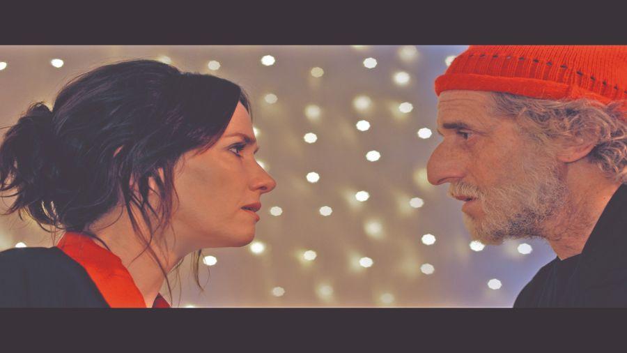 Oreiro y Peretti se vuelven a encontrar  para vivir la reapertura de los cines argentinos