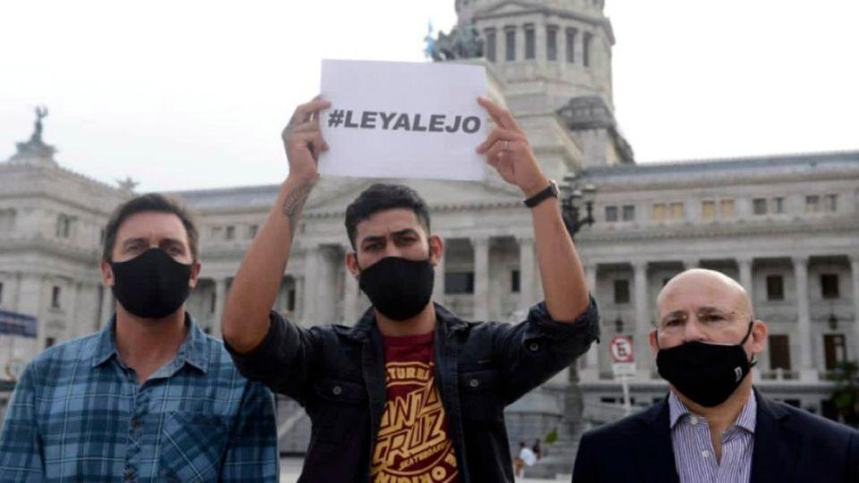 Alejo Oroño Ley Violencia