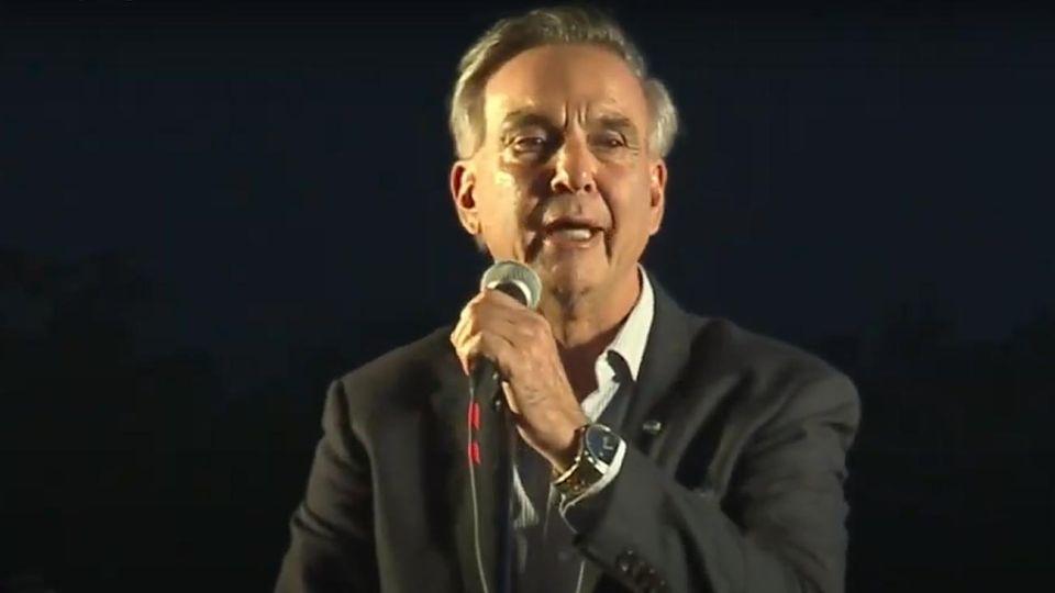 Pichetto en TN, lanzando el peronismo republicano