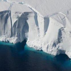 La región Getz de la Antártida es tan remota que los humanos nunca han pisado la mayor parte de ella.