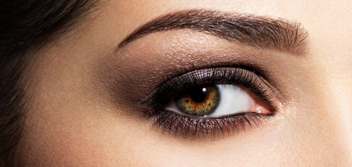 El maquillaje smokey eye en la Semana de la Moda de París