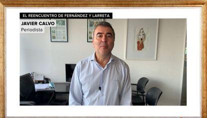 Fernández - Larreta, un reencuentro frío y obligado