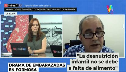 Ministro Gómez - Formosa
