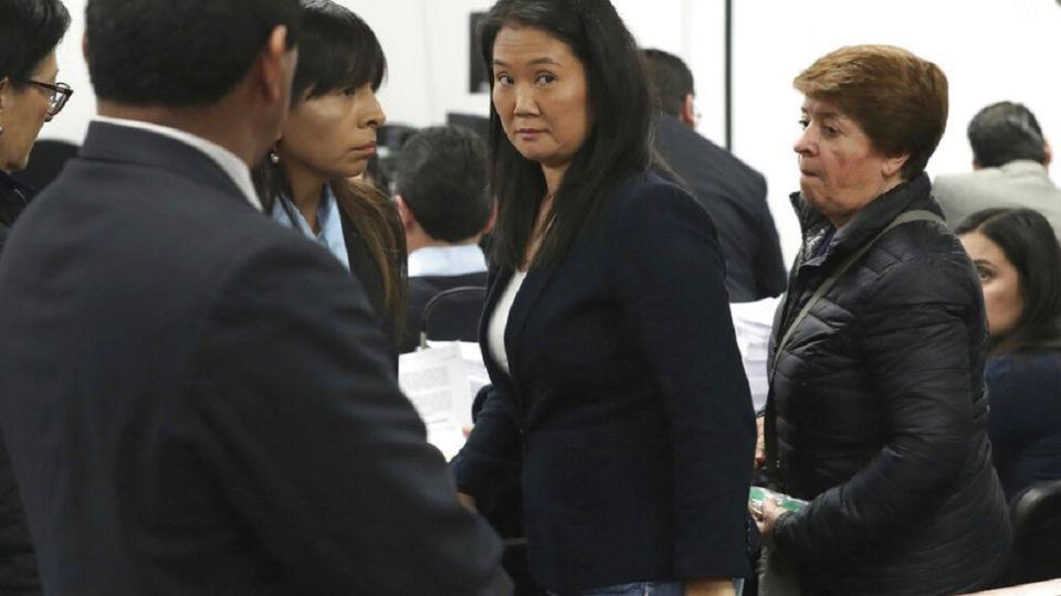 Keiko Fujimori - Perú