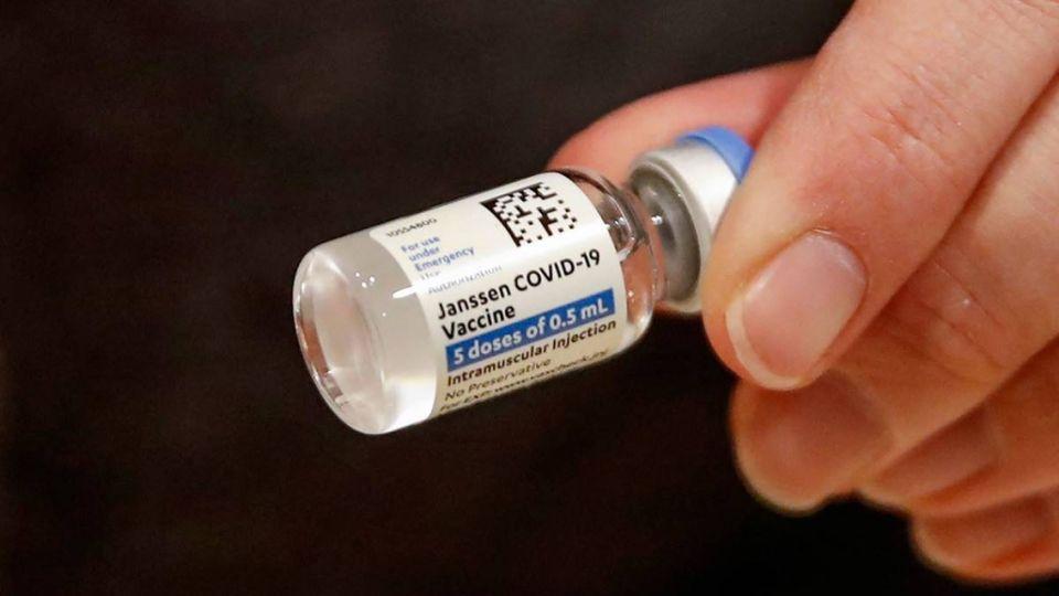 Vacuna Jenssen - Johnson & Johnson