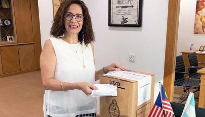 Elección. El sistema debutó en el proceso electoral de 2019.