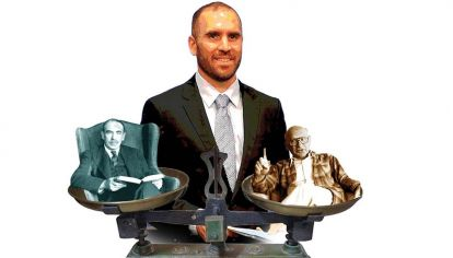 Guzmán. Formado con Keynes, pero marcado por Friedman y la amenaza siempre latente de la inflación en la Argentina.