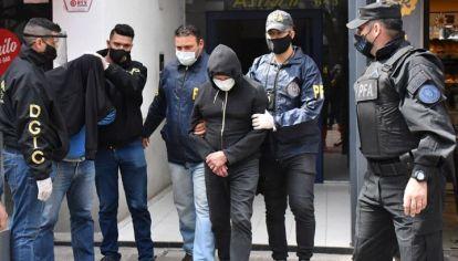 IMPUTADO POR EXTORSIÓN. El docente de Odontología fue detenido el 23 de septiembre del 2020.