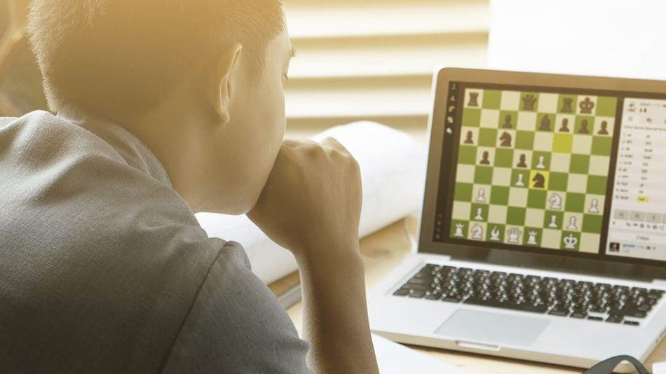 Presentación torneo de ajedrez