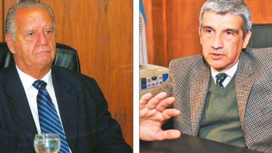 Ricardo Bustos Fierro y Carlos Ochoa