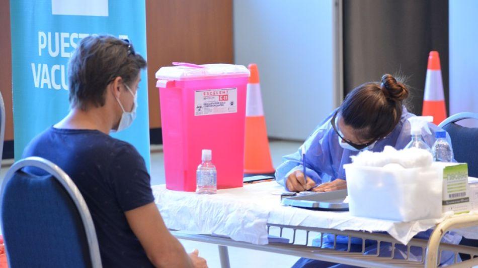 Vacunación Córdoba Centro de Convenciones