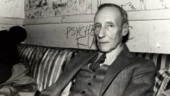 William S. Burroughs. Figura central de la contracultura del siglo XX.
