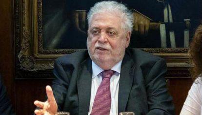 Salida. El escándalo terminó con la renuncia de González García.