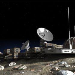 Tras meses de trabajo, ambos países han formalizado un acuerdo que establece las pautas para la construcción de una estación espacial en la Luna.