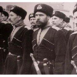 Algunos líderes cosacos, entre ellos, Pyotr Krasnov y Andrei Shkur, comenzaron a realizar un llamado a todos los cosacos con el objetivo de que se unieran a pelear contra los comunistas.