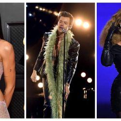 Estos fueron los cuatro estilismo que impactaron en la 63° entrega de los premios Grammy