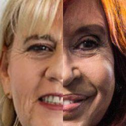 Marcela Losardo/Cristina Fernández