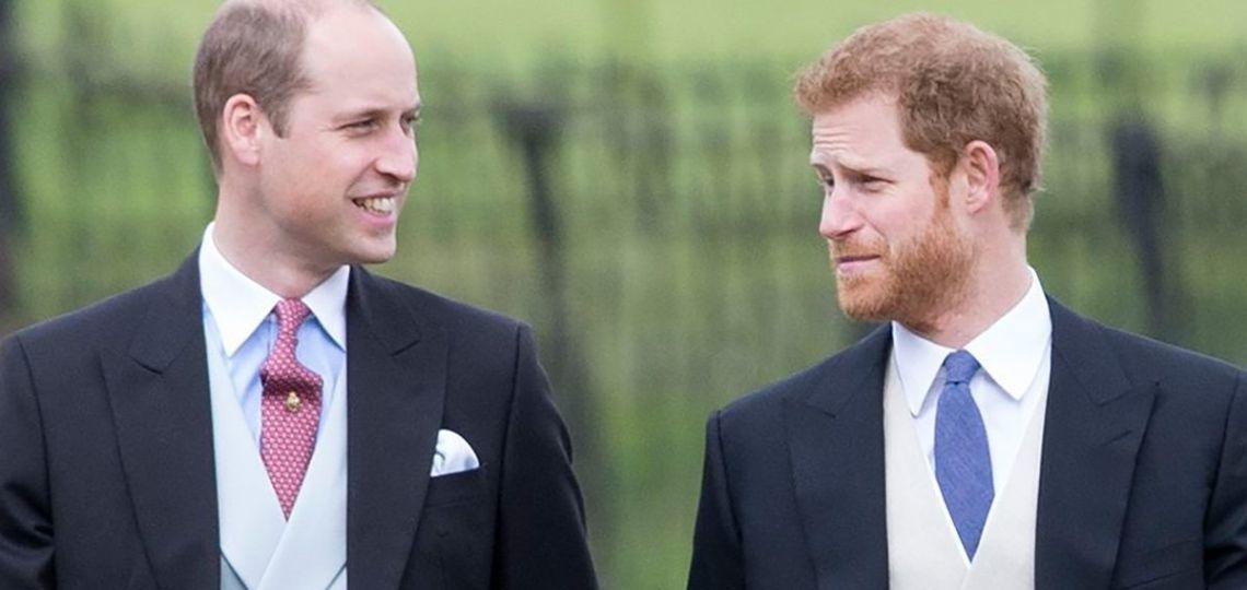 ¡Confirmado! William y Harry tienen agendada una charla a corazón abierto