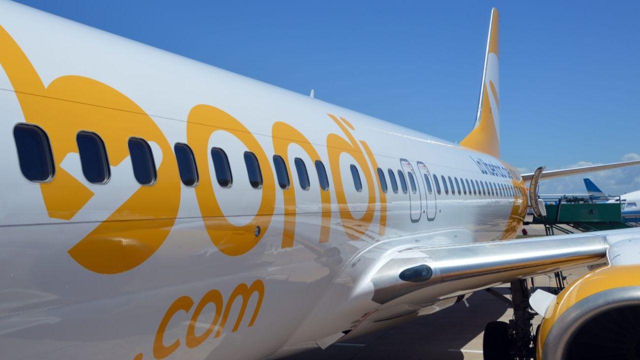 Flybondi seguirá operando sus vuelos internacionales desde Eseiza.    Foto:CEDOC